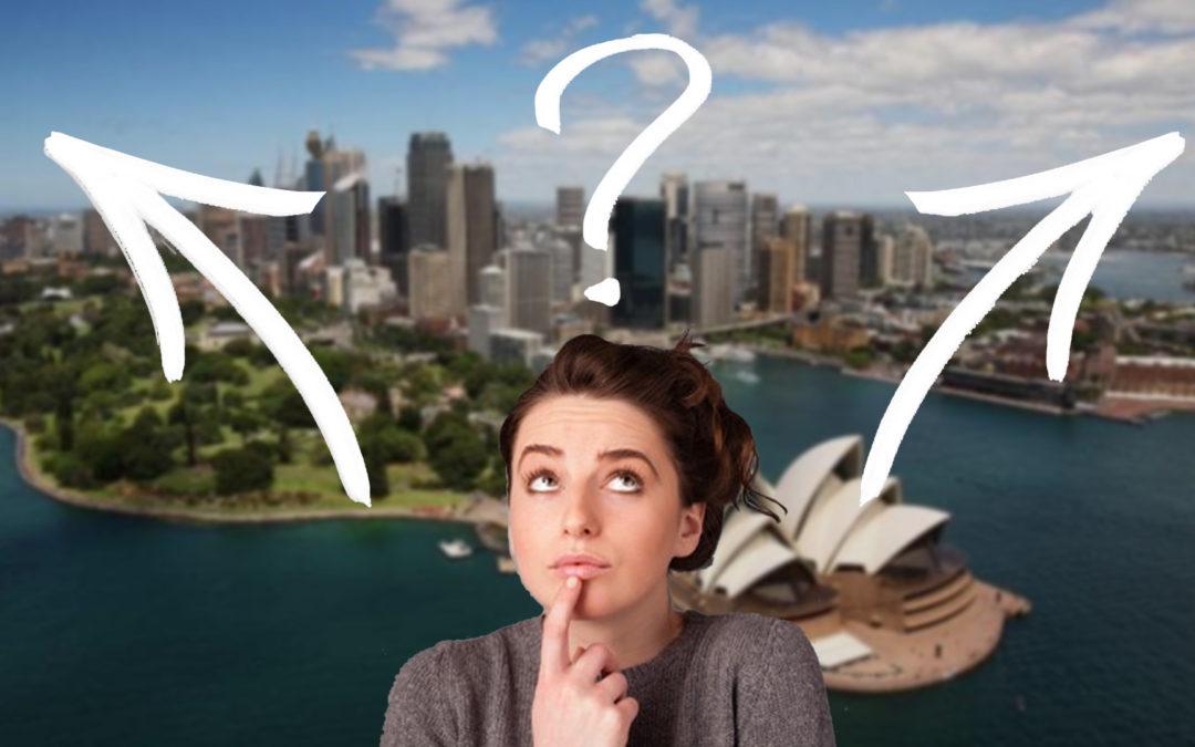 Estudar na Austrália – Qual o Curso Ideal para Mim?